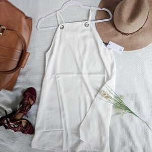 Love Riche Minimalist Silky Dress